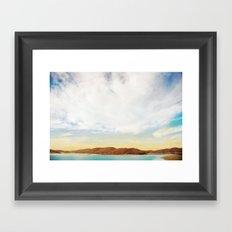 Daydream Away Framed Art Print