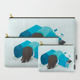 Out of breath Carry-All Pouch