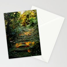 Enchanted Stairway Stationery Cards