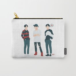 BTS Jungkook Carry-All Pouch