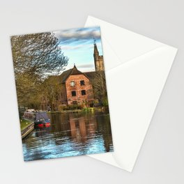 The Kennet and Avon at Newbury Stationery Cards