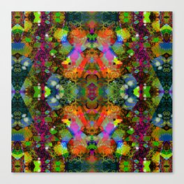 Oh Oh Oh Canvas Print
