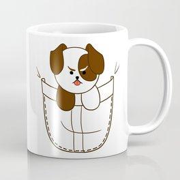 Pocket Doggy Coffee Mug