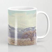 colorado Mugs featuring Colorado by Amy Harlow
