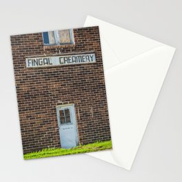 Creamery, Fingal ND 2 Stationery Cards