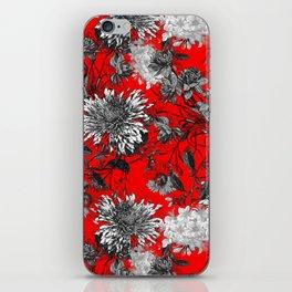 Vintage Garden VIII iPhone Skin