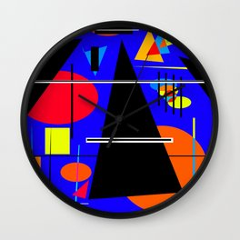 Henry's Dream Wall Clock