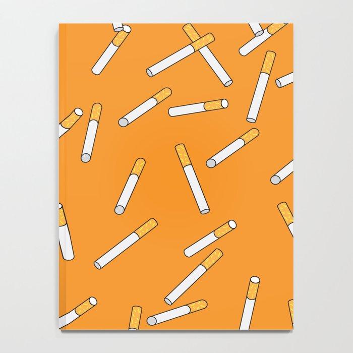 Cigarette Dreams. Notebook