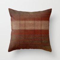 navajo Throw Pillows featuring Navajo by Fernando Vieira