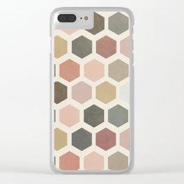 mod hive Clear iPhone Case