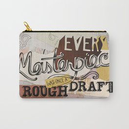 Every Masterpiece Carry-All Pouch