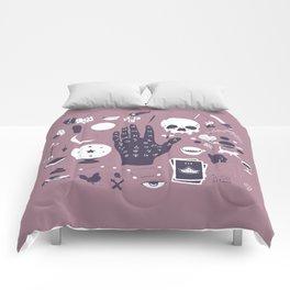 Methods of Divination - Purple Comforters