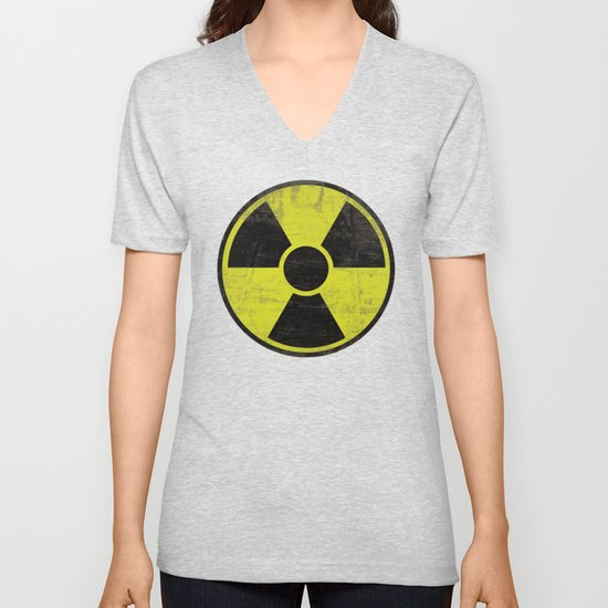 Grunge Radioactive Sign by thepatternpalace