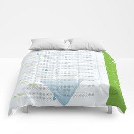 Bureau Oberhaeuser Calendar 2014 White Comforters