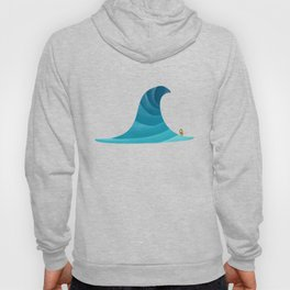 060 - Looking for the perfect wave pattern Hoody