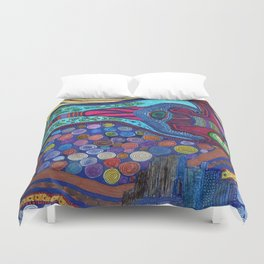 The Journey 2 Duvet Cover
