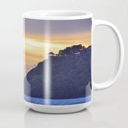 Sunset on the islands Mug