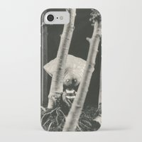 tim burton iPhone & iPod Cases featuring Oyster Boy - tim burton by PaperTigress