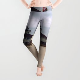 Lighthouse, Gasparilla Island Leggings