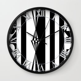 Two of One Wall Clock