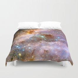 Swan Nebula Duvet Cover