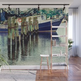 Breathe in the Salty Air Wall Mural
