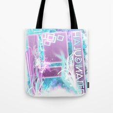 Halucinated H Crazy Chill Tote Bag