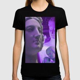 Pt.4 Light Evolution Purple Neon T-shirt