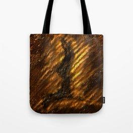 Trembling Secret Tote Bag