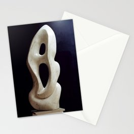 Metaphysical shape by Shimon Drory Stationery Cards
