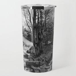 Armand Guillaumin - Mill of Pont Maupuit Travel Mug
