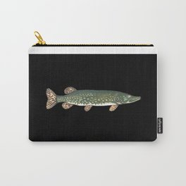 Northern Pike - Jackfish Carry-All Pouch