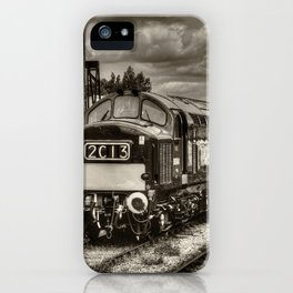 Diesel Dinosaurs iPhone Case