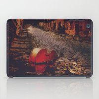 cello iPad Cases featuring Finale - Cello and Bones by Galen Valle