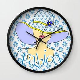 Fashion Statement Wall Clock
