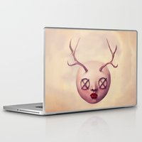 emoji Laptop & iPad Skins featuring EMOJI 5 by Ryan Laing