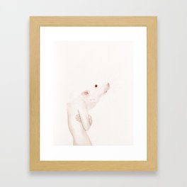 Deep Inside Framed Art Print