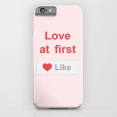 YOUNG LOVE Slim Case iPhone 6