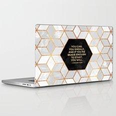 If you're brave enough / Design Milk Collab. Laptop & iPad Skin