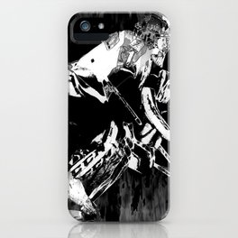 Ice Hockey Goalie iPhone Case