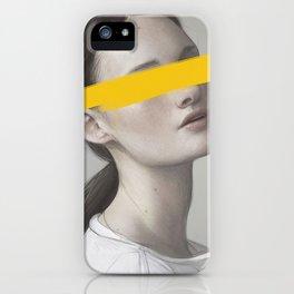 Nobody iPhone Case