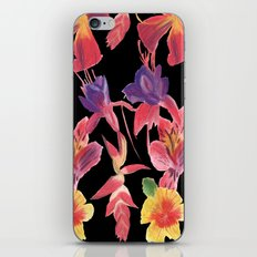 Tropical Print iPhone & iPod Skin