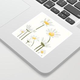 Summer Flowers III Sticker