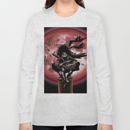 uciha itachi month Long Sleeve T-shirt