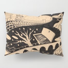 Inside the dream Pillow Sham