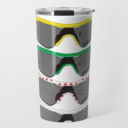 Tour de France Glasses Travel Mug