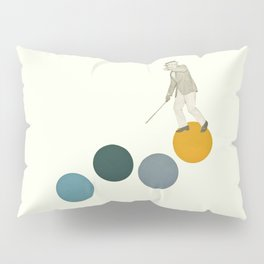 Tap Dancing Pillow Sham