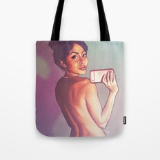 The Real Me - Number One Tote Bag
