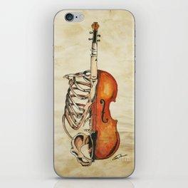 Live.  iPhone Skin