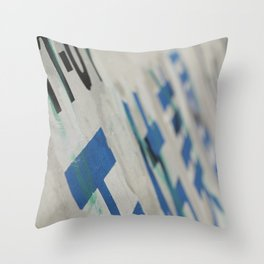 Chinatown Wall Throw Pillow